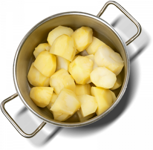 Potato basics mccain potatoes - Potatoes choose depending food want prepare ...